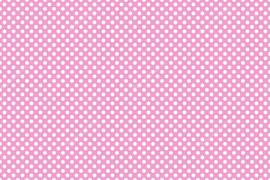 Small pink white polka dot background \u2014 Stock Photo © sukanda #116405698