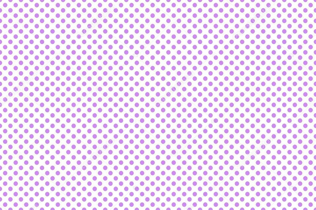 Cute Small Sad Girl Wallpaper Purple Polka Dot Background Image Collections Wallpaper