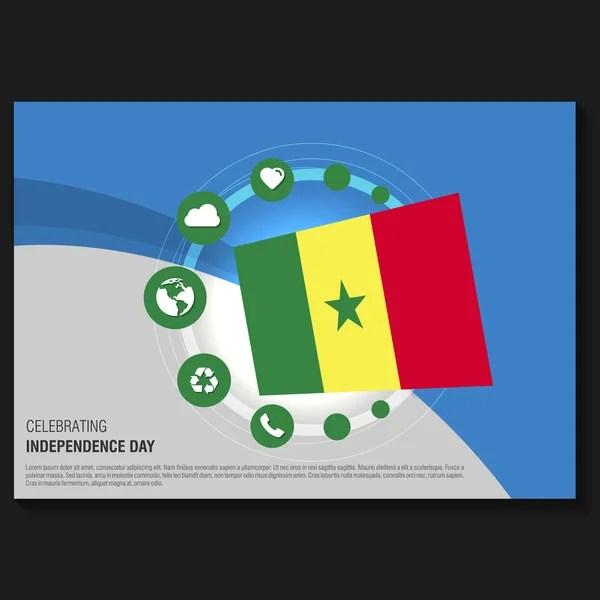 Ghana Independence Day Flyer \u2014 Stock Vector © ibrandify #93739952 - independence day flyer