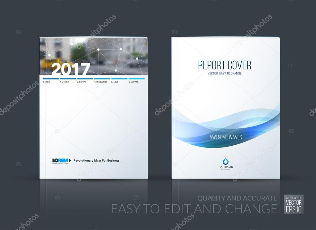 Brochure template layout, cover design annual report, magazine
