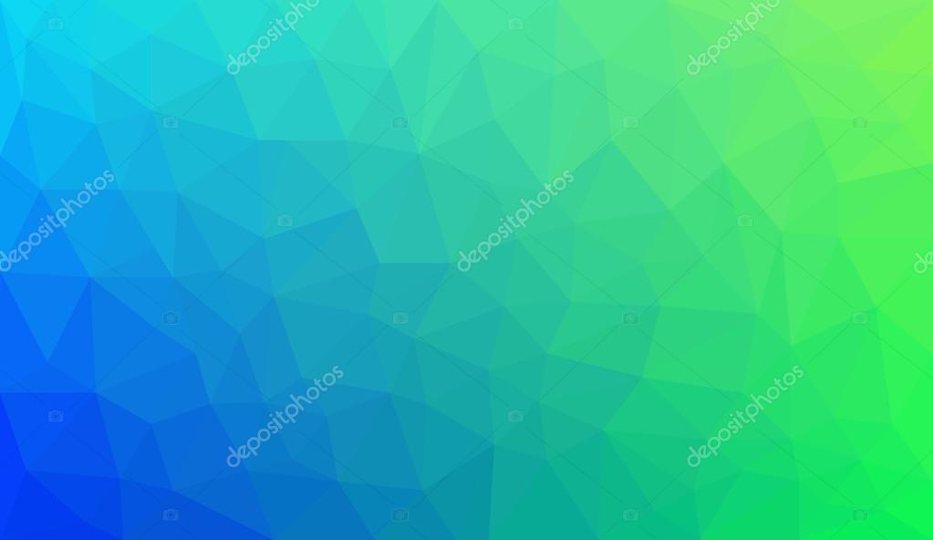 blue and green gradient - Akbagreenw