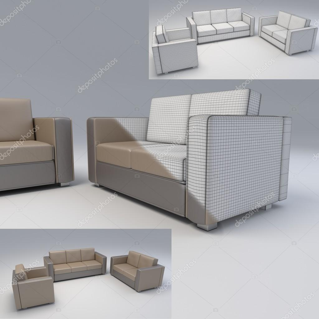 Moderne Couch Mit Sessel Moderne Couch Und Sessel Stockfoto Sharipov Kamoliddin Gmail