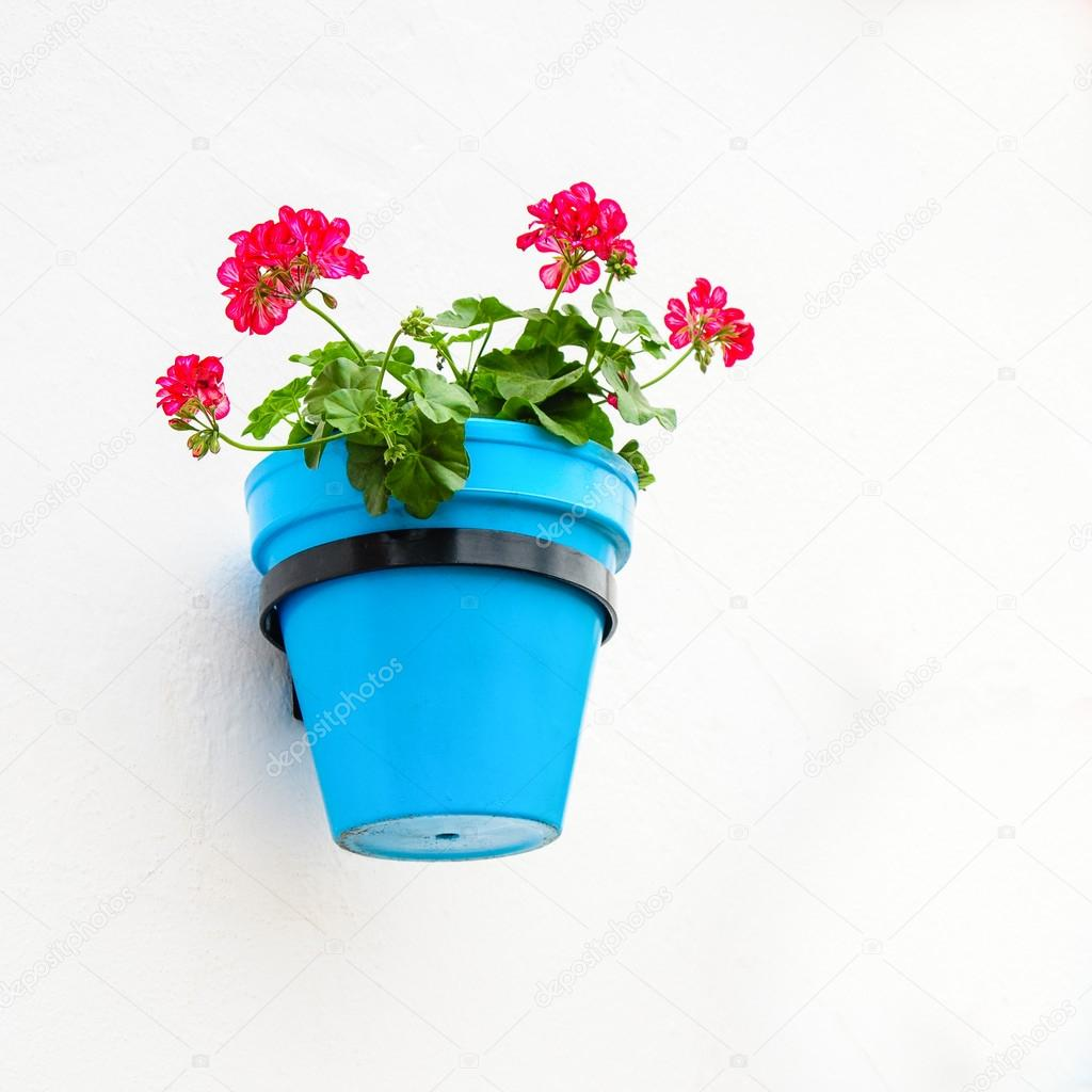 Betonnen Plantenpot Bloempot Muur Affordable Porseleinen Muurpot With