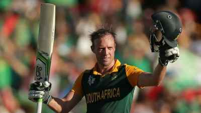AB de Villiers once beat Kevin Anderson in tennis latter reveals - Cricket Country