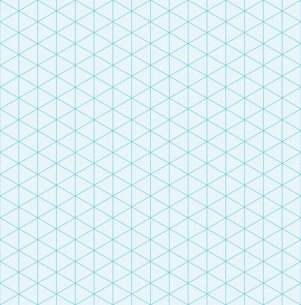 Doc#13501725 Isometric Graph Paper u2013 Free isometric graph paper - 3d graph paper