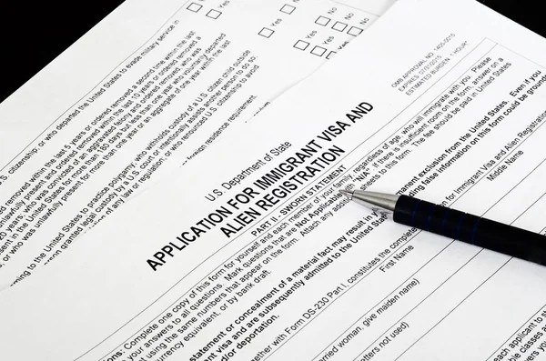 Close Blank Construction Contract Paper \u2014 Stock Photo © Torsakarin - blank construction contract