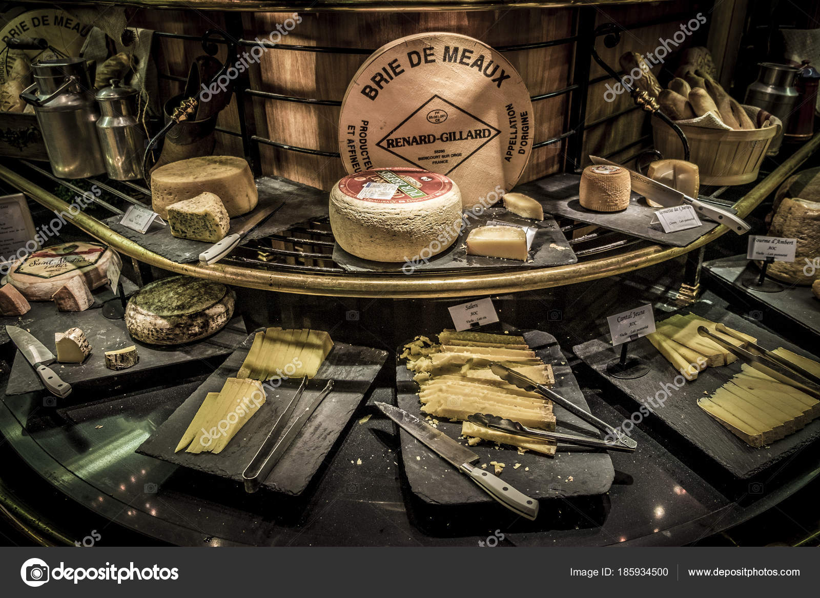 Interior Of Les Grands Buffets Stock Editorial Photo Cspcsp 185934500