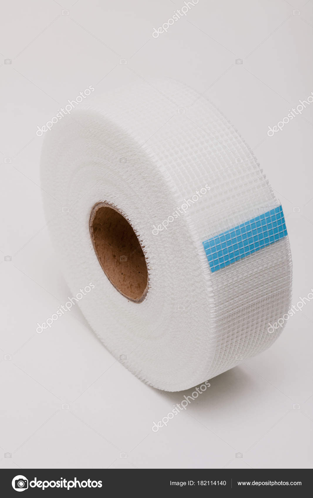 Drywall Paper Tape Adhesive Joint Tape For Drywall Stock Photo Kokimk 182114140