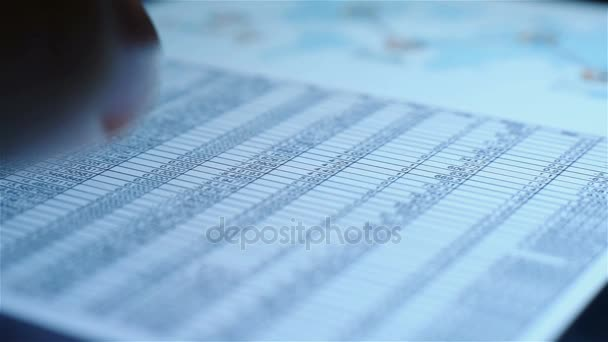 Audit Financial Data Analysis On Screen Touch Pad Macro \u2014 Stock