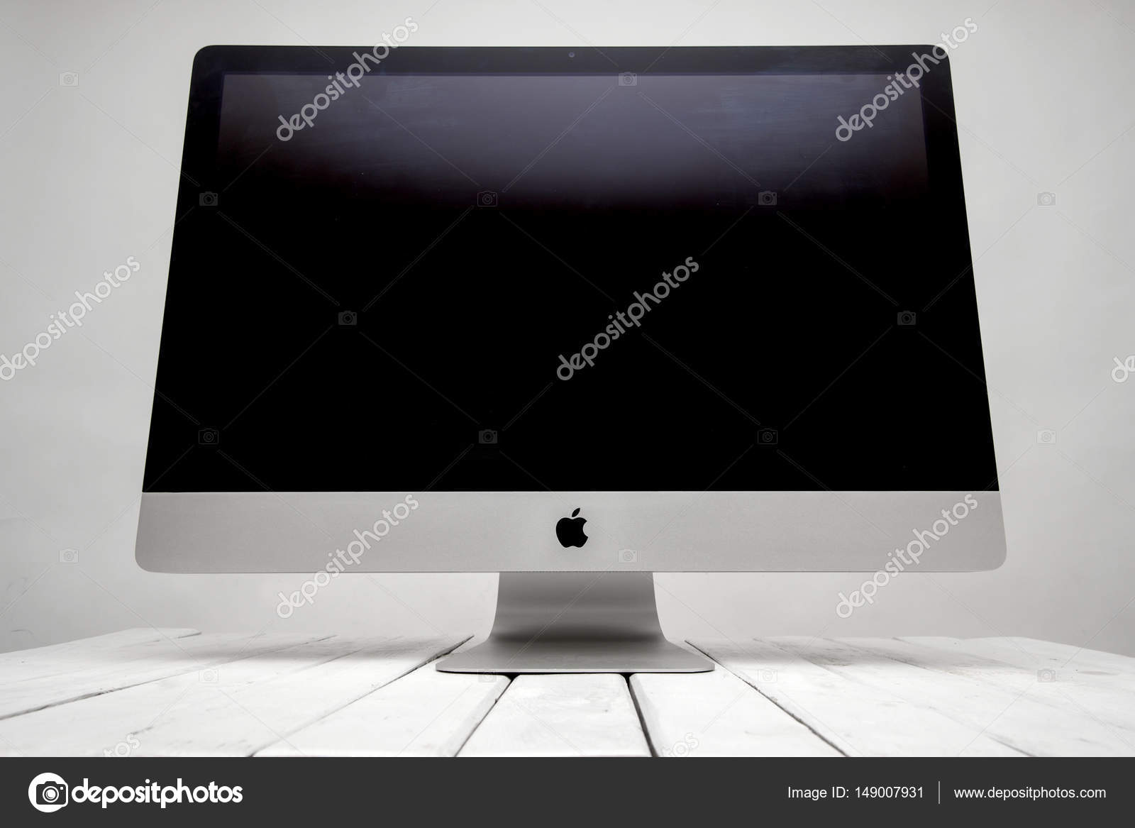 Imac Ordinateur Ordinateur Imac Apple Photo éditoriale Boggy22 149007931