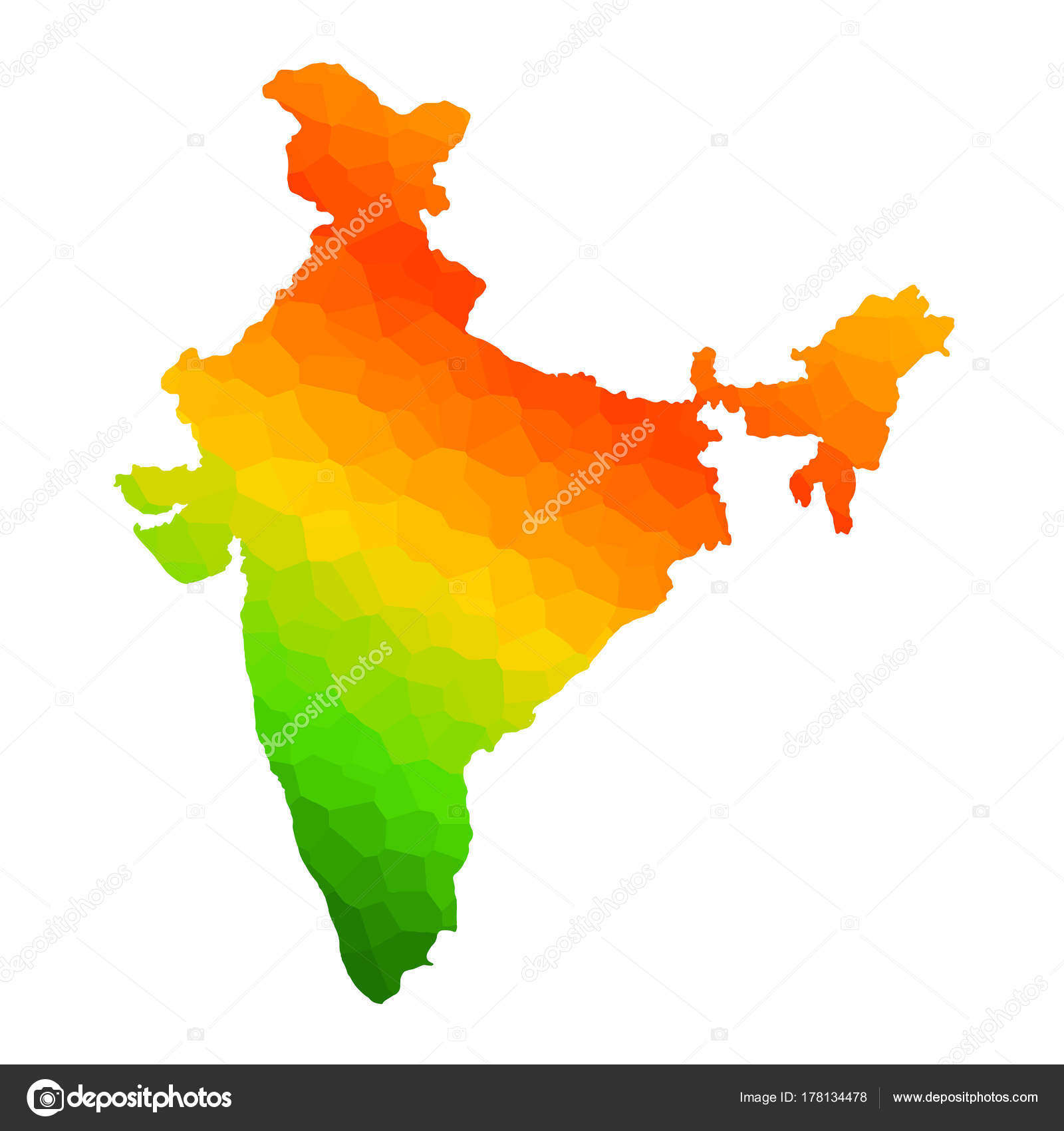 Drapeau India Tricolor Indian Flag Map Background For Republic And Independence
