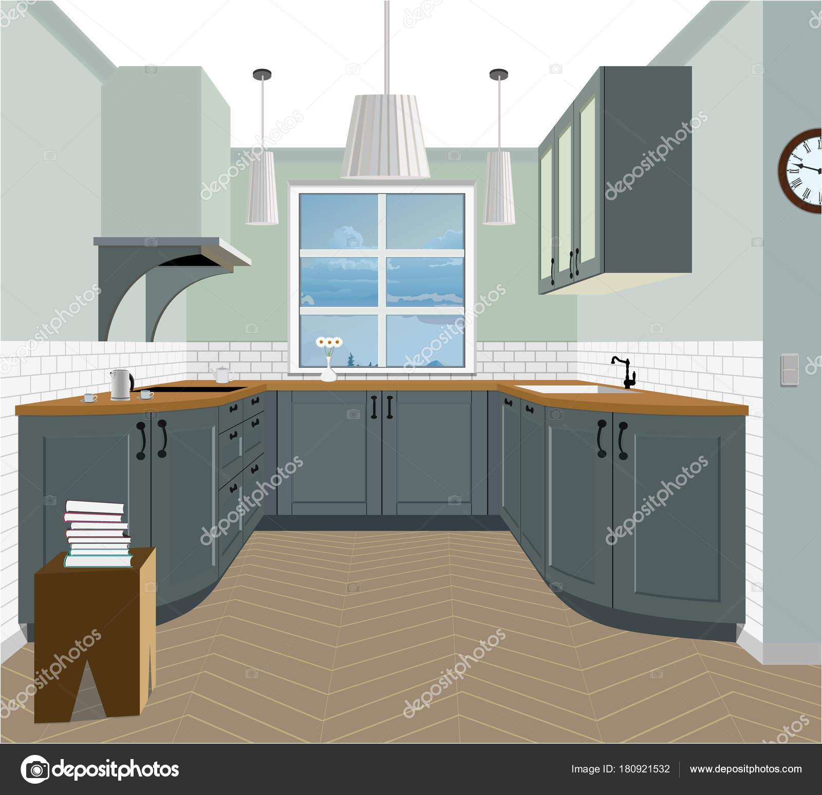 Diseño De Muebles De Cocinas Modernas | La Lucido Muebles Cocina ...