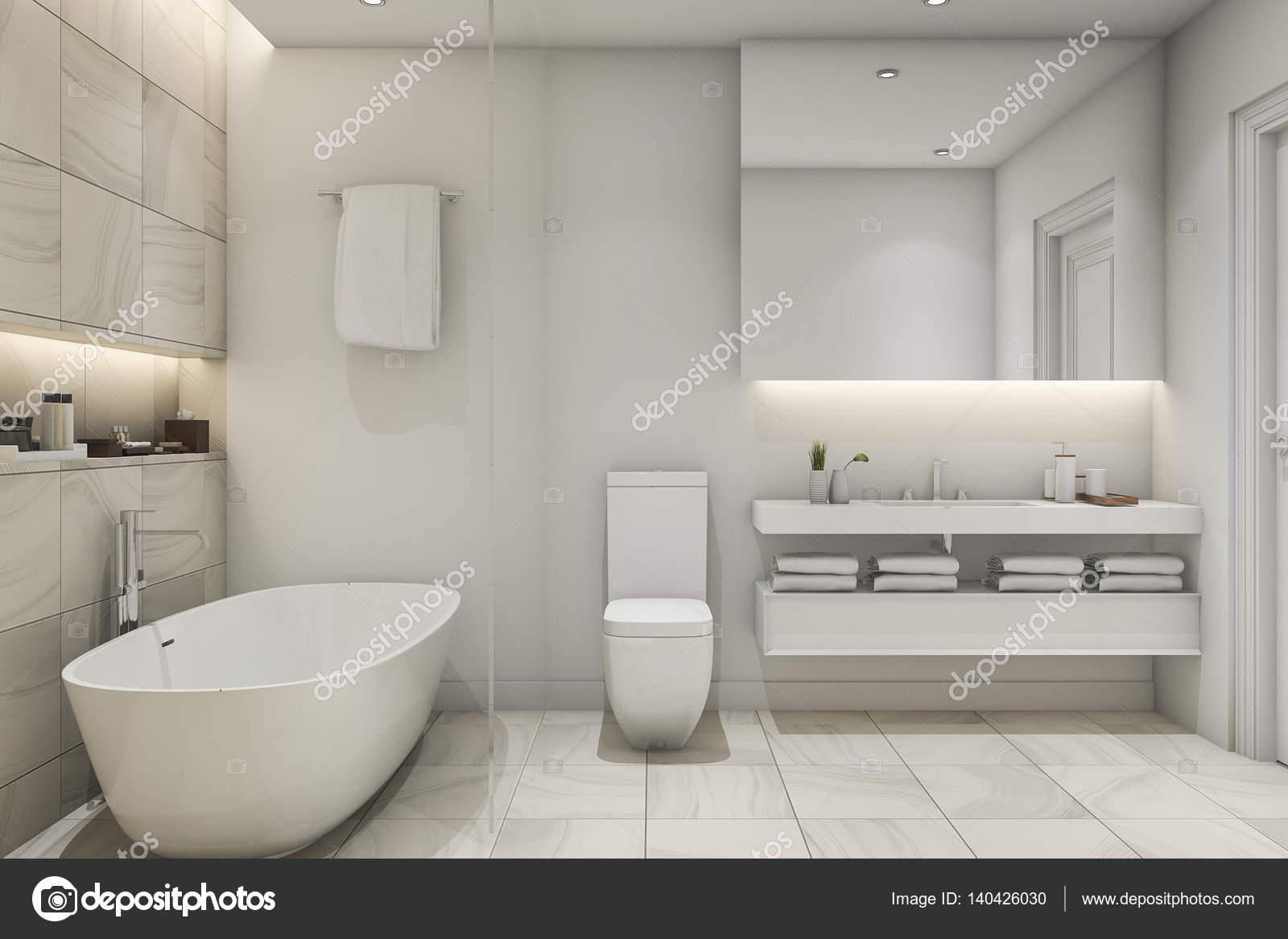 Piastrelle bagno in d bagni classici di lusso