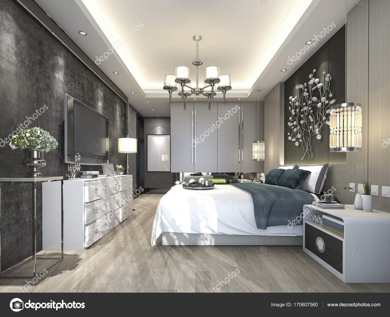 Chambre De Luxe Moderne | Chambre De Luxe Moderne Awesome Luxe 40 De ...