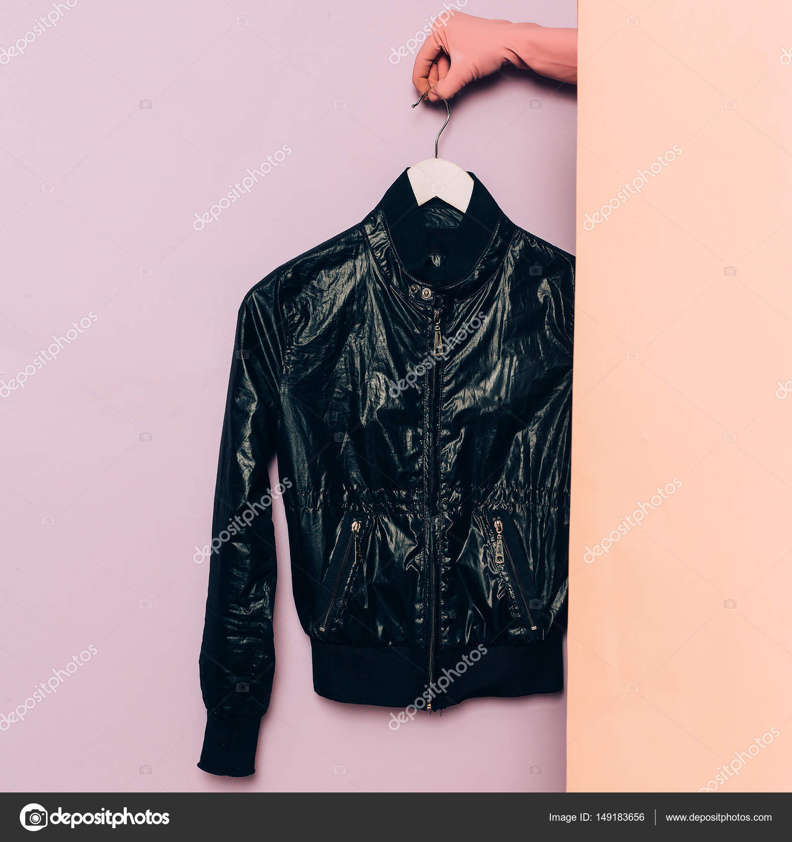 Stylish Clothes Stylish Clothes Spring Season Black Jacket Trend Wardrobe Idea