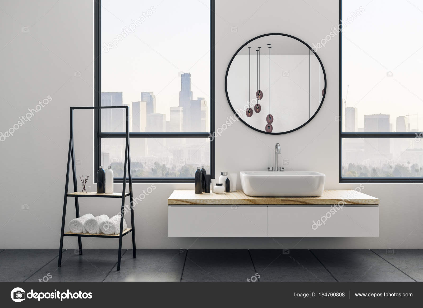 Modern badkamer interieur verbazingwekkend badkamer met hout