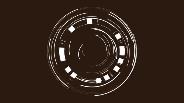 Circles Animation shapes backgraund \u2014 Stock Video © obolon3212@gmail - animation circles