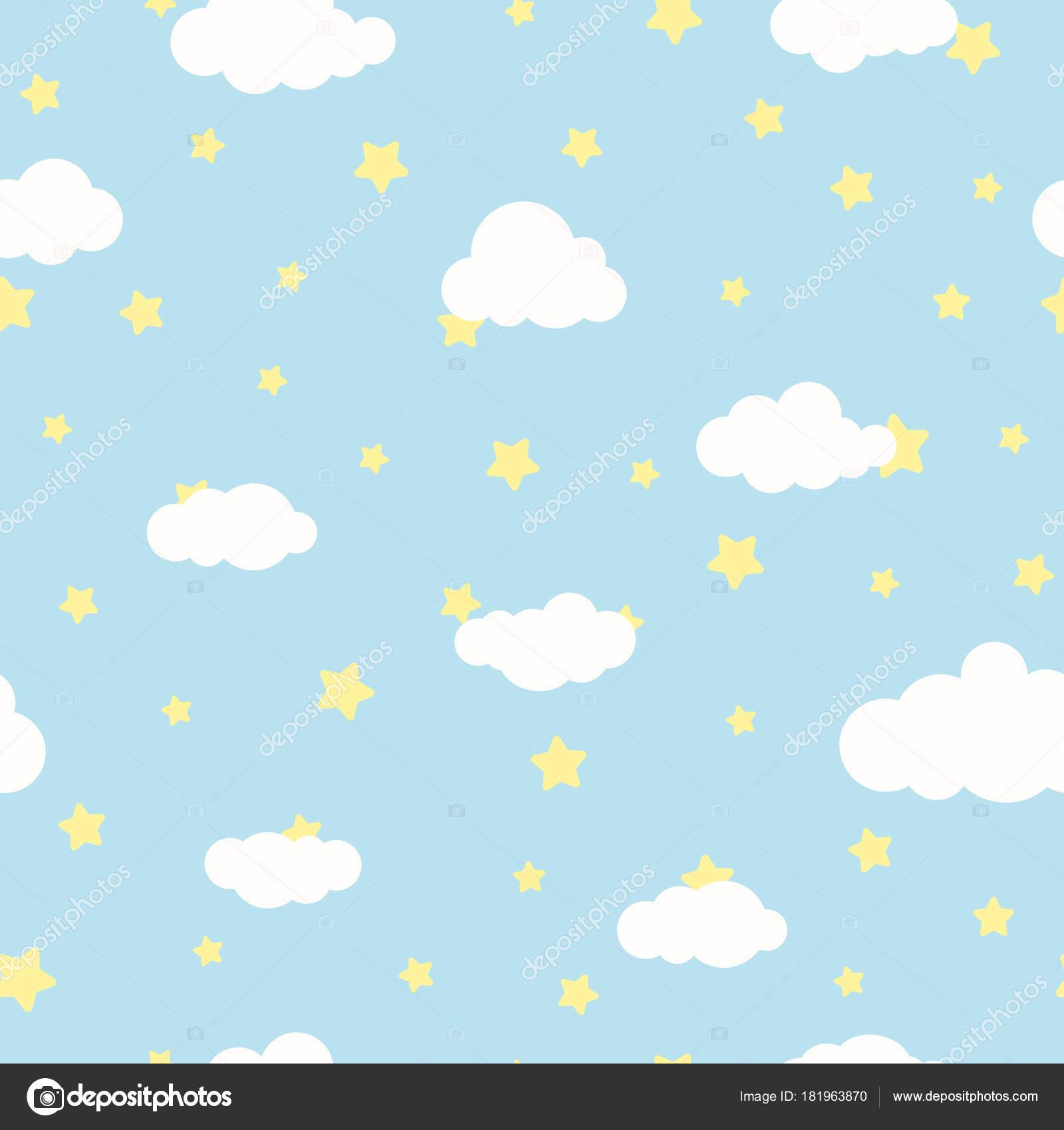 1000 Wallpapers Cute Fondo Dibujos Animados Transparente Con Amarillo Estrellas