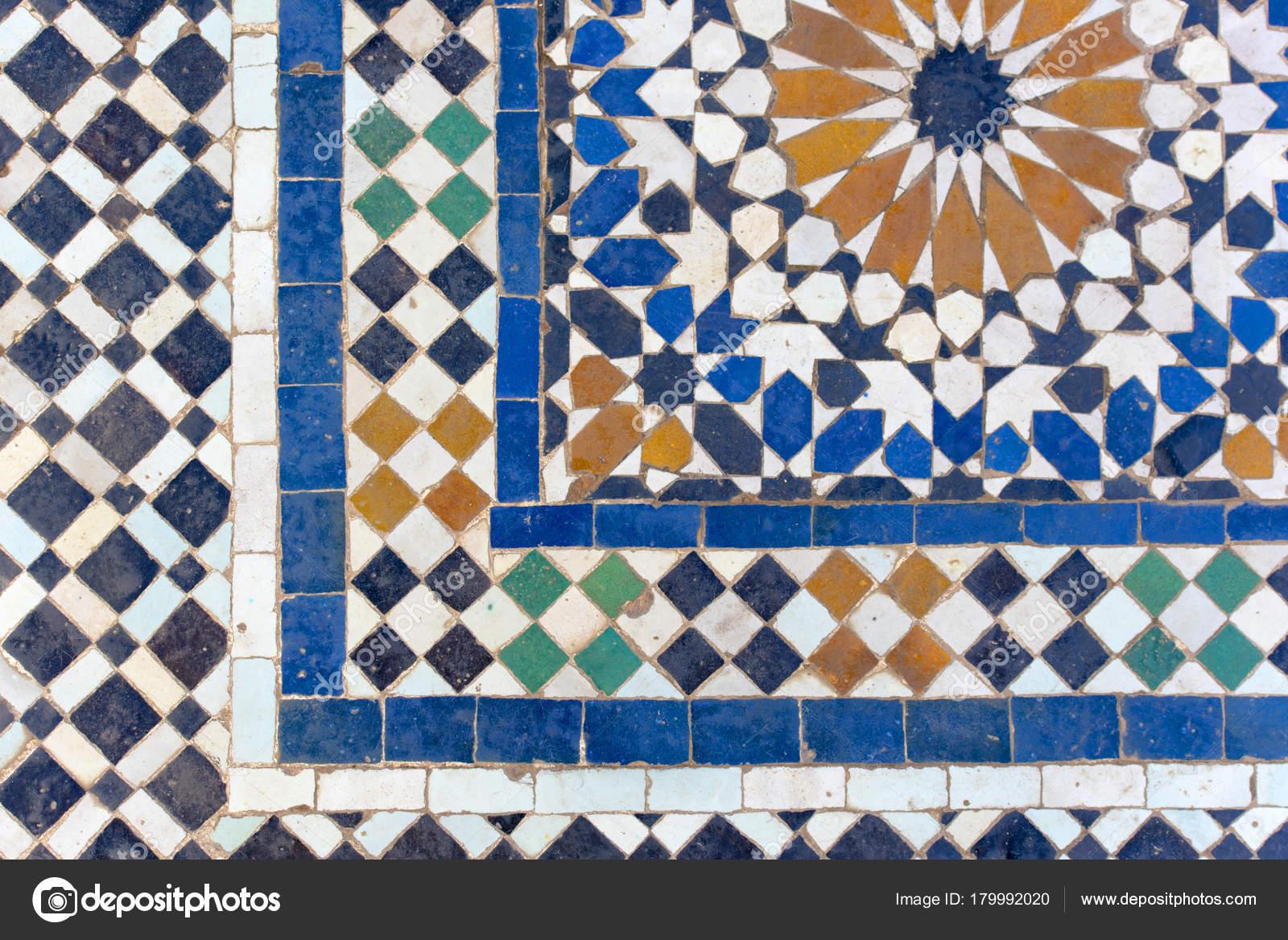 Moroccan Ceramic Tile - Ivoiregion
