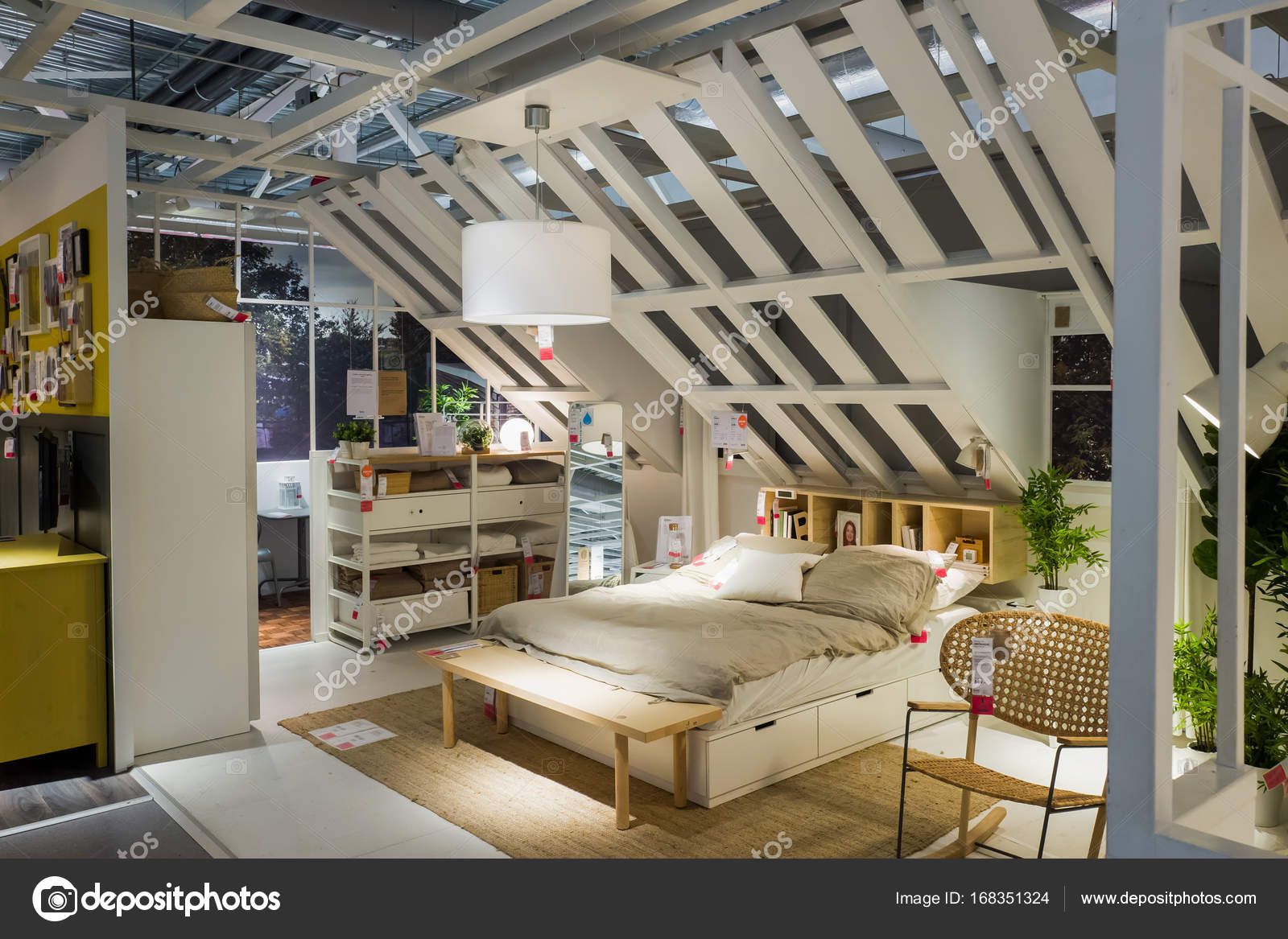 Interieur Ikea Intérieur Du Magasin Ikea à Delft Photo éditoriale Dutchlight