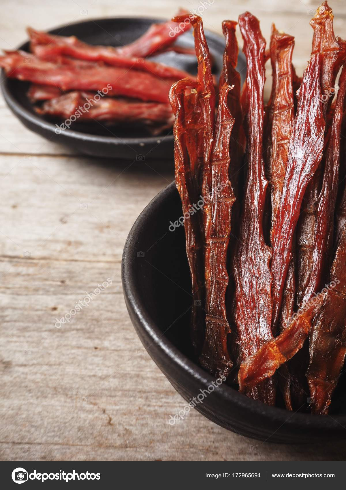 Beef Stock Kaufen Beef Jerky Stock Photo Luknaja 172965694