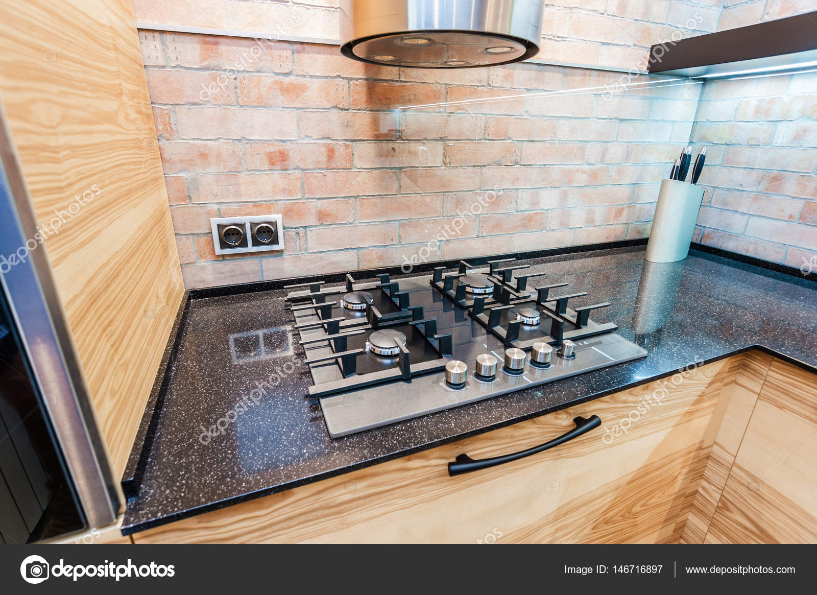 Afzuigkap moderne keuken maak kennis met de one werkbladdampkap