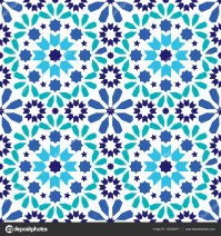 Blue Moroccan Tile | Tile Design Ideas