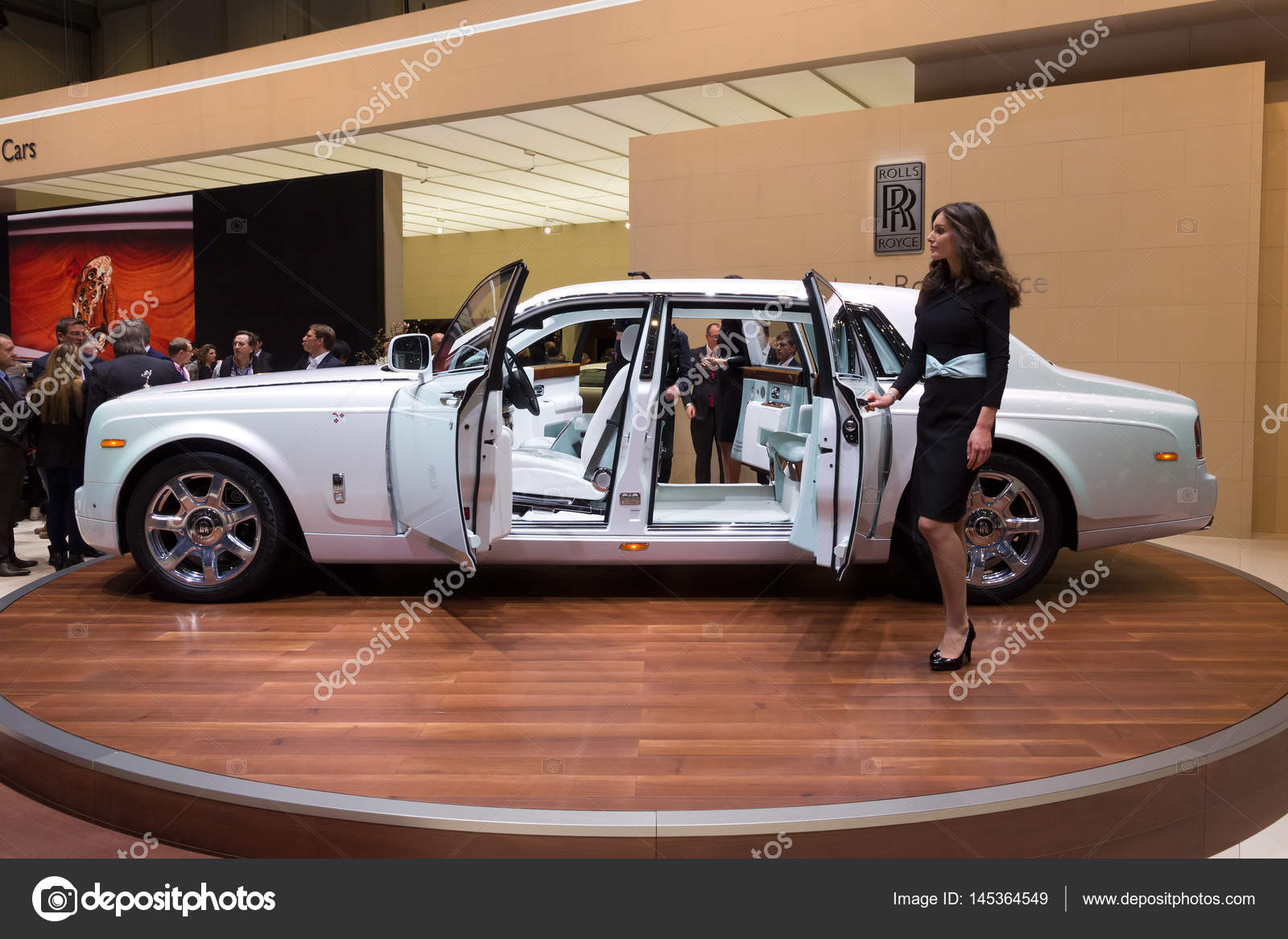 Phantom Serenity Rolls Royce Phantom Serenity Stock Editorial Photo Foto Vdw
