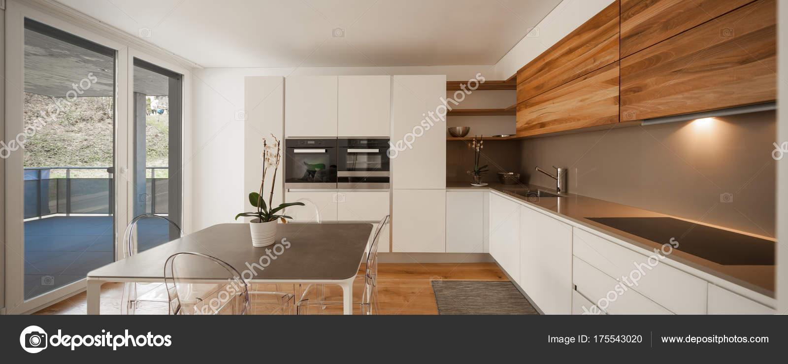 Küche Modern Holz