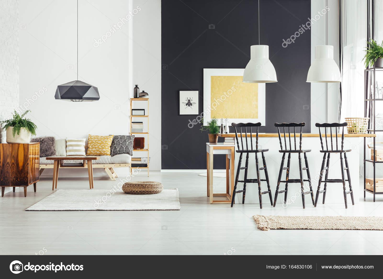 Casa tabourets en casa tabouret noir 30x30x30cm coffre ebay