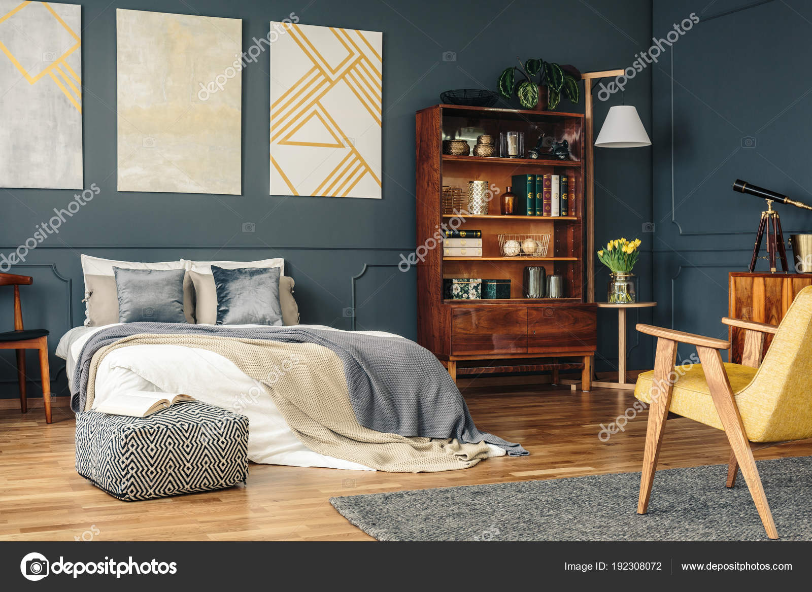 mobilier chambre | mobilier de chambre loubias mélamine