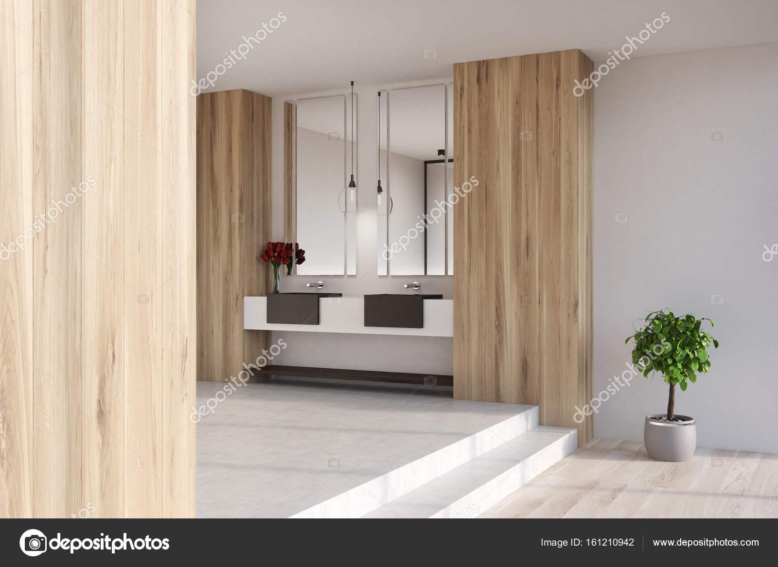 Kleine badkamer wasbak badkamer dubbele wastafel