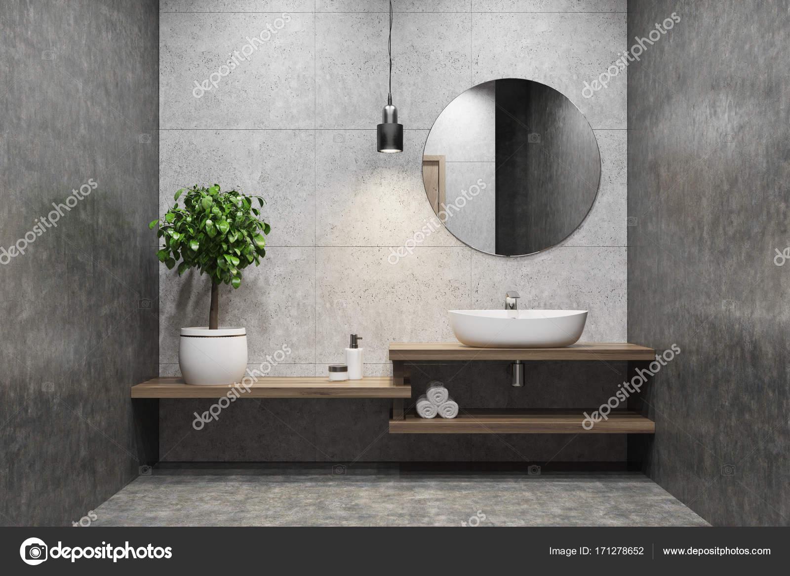 Badkamer wastafel beton beton wasbak badkamer fantastisch kleur in