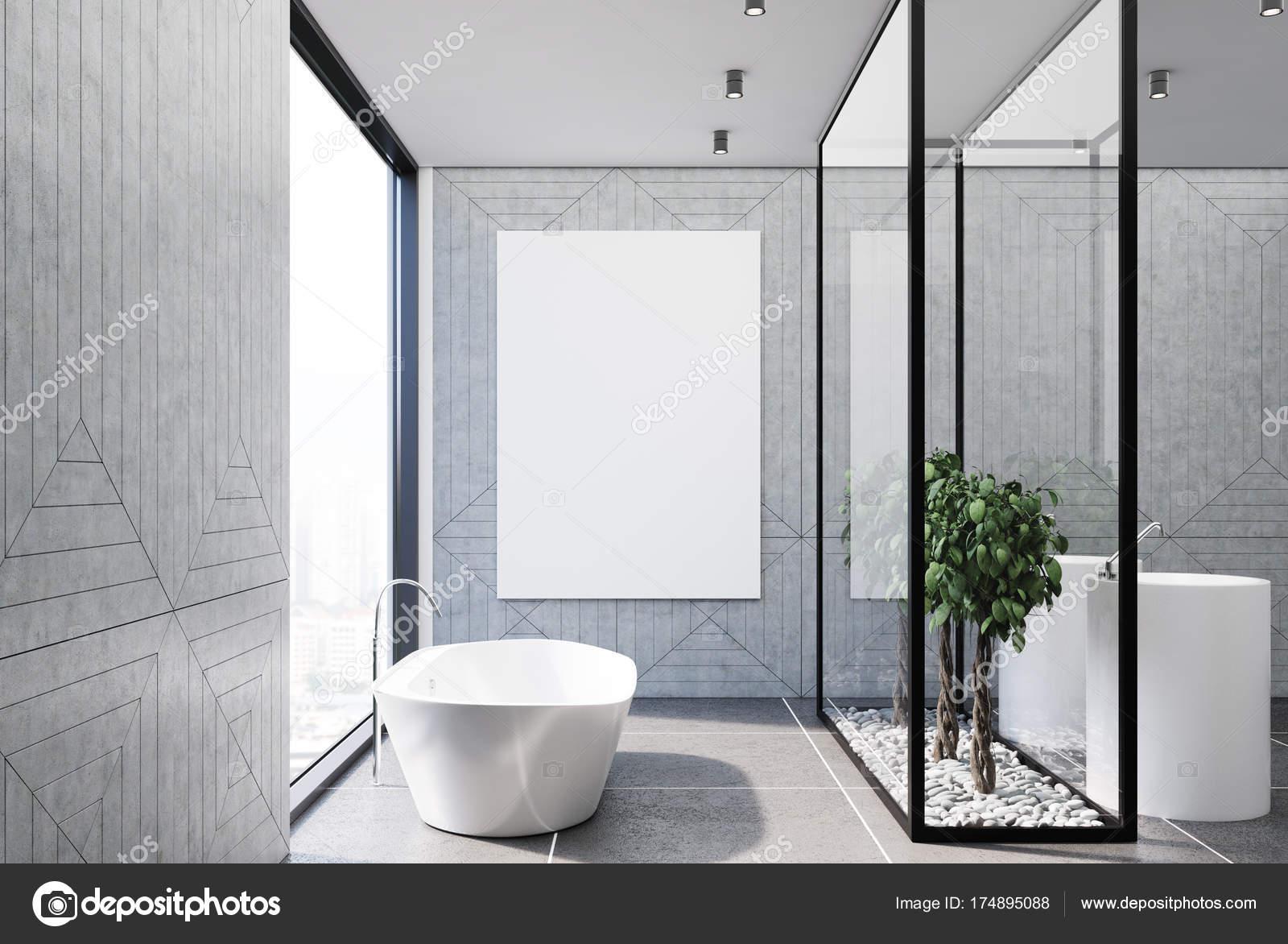 Poster Im Badezimmer Aufhängen | Beton Ciré Tolle Ideen Mit Dem ...