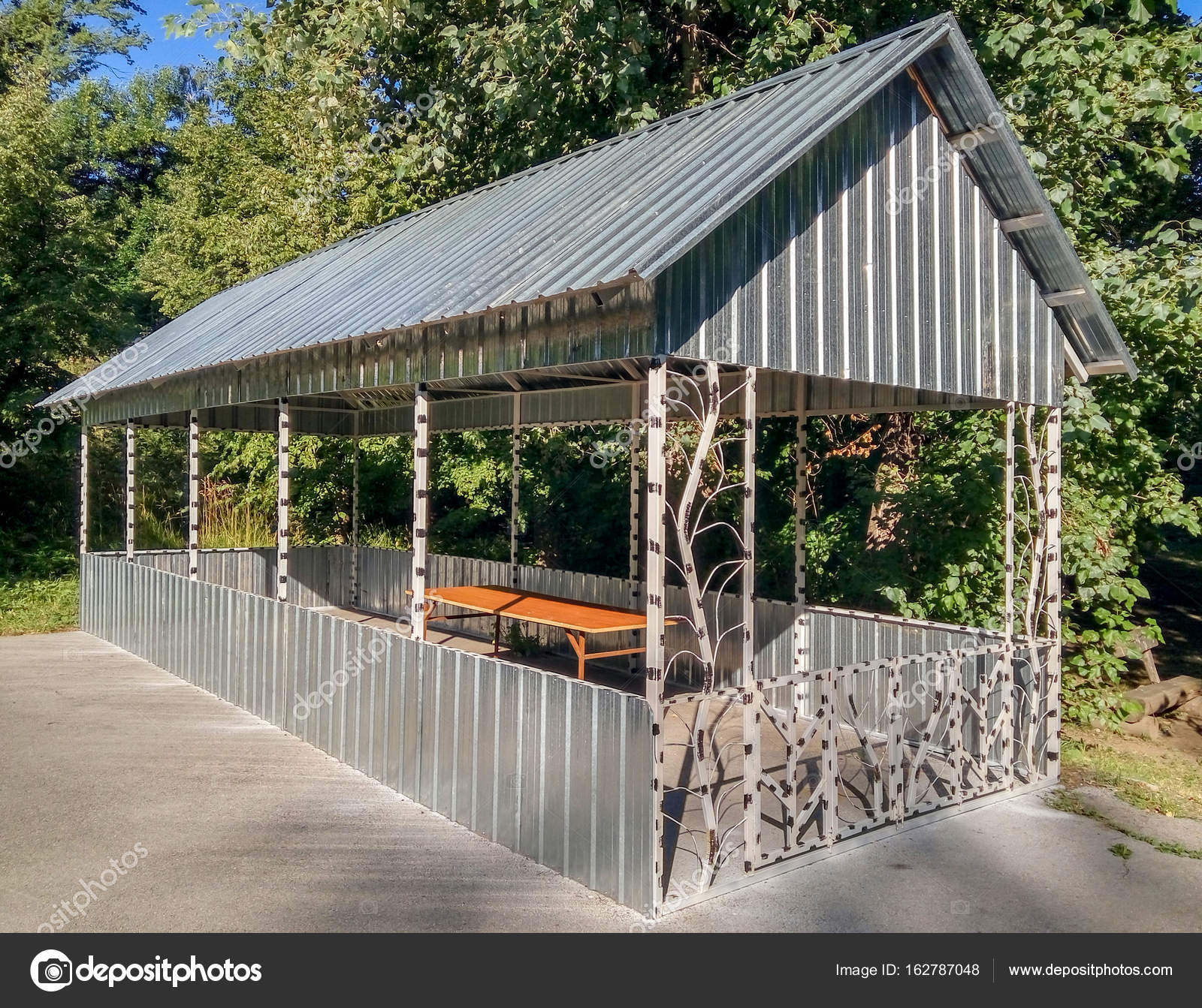 Pavillon Hemera Metall Pavillon Tepro Metall Pavillon M Rowa Rund With