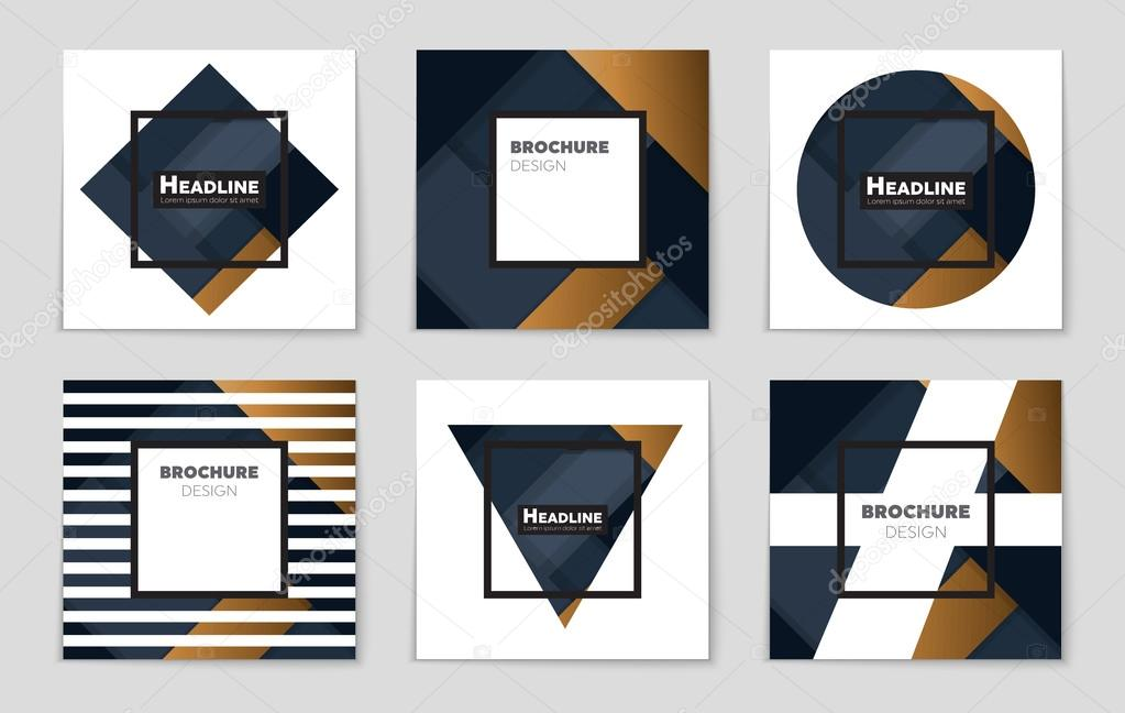 Abstract vector layout background for web and mobile app, art