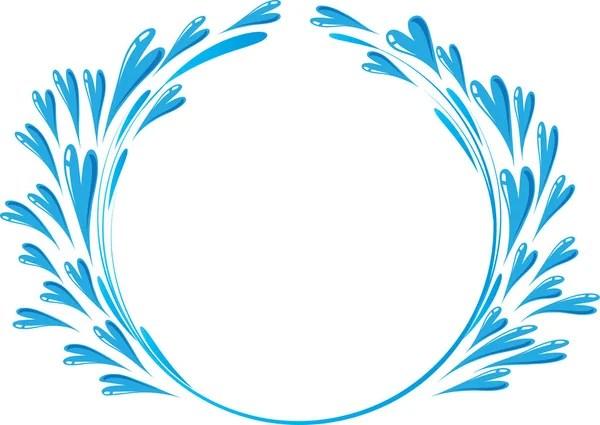 circle design border \u2014 Stock Photo © wenpei #140450386