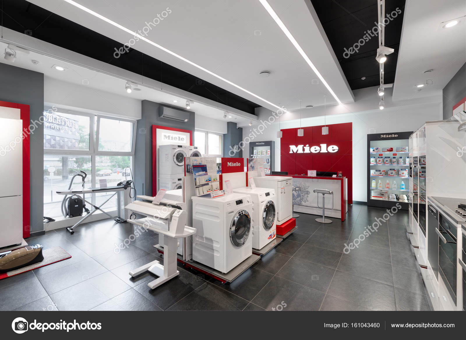 Miele Cocinas Minsk Belarus June 25 2017 Miele Sales Office In Minsk