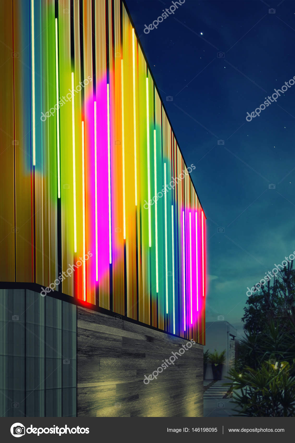 Eclairage Led Facade Eclairage Facade Led