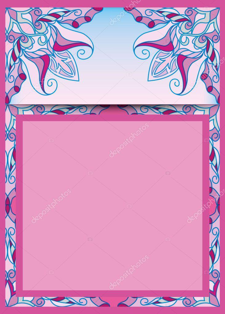 Imágenes formato de tarjeta de invitación Tarjeta de invitación