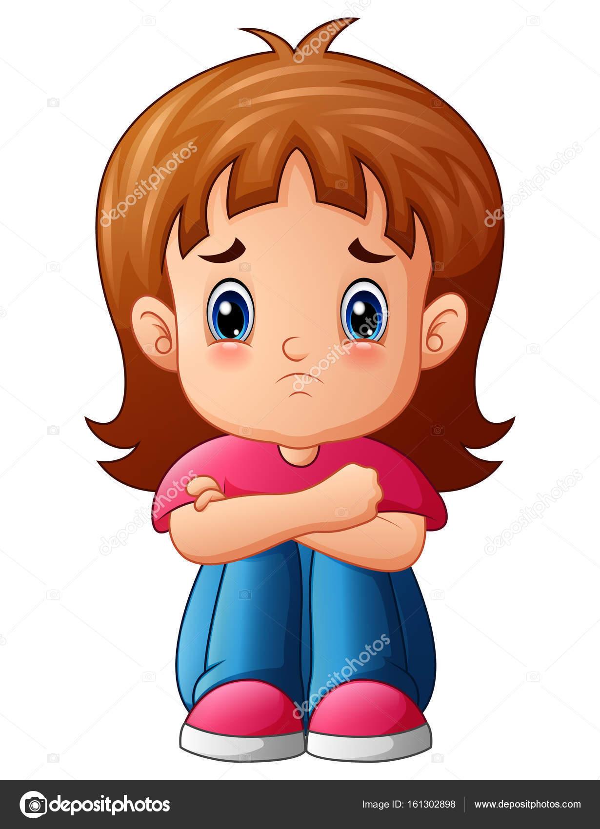Alone Girl Wallpaper Mobile9 Sad Girl Cartoon Images Hd Cartoon Ankaperla Com