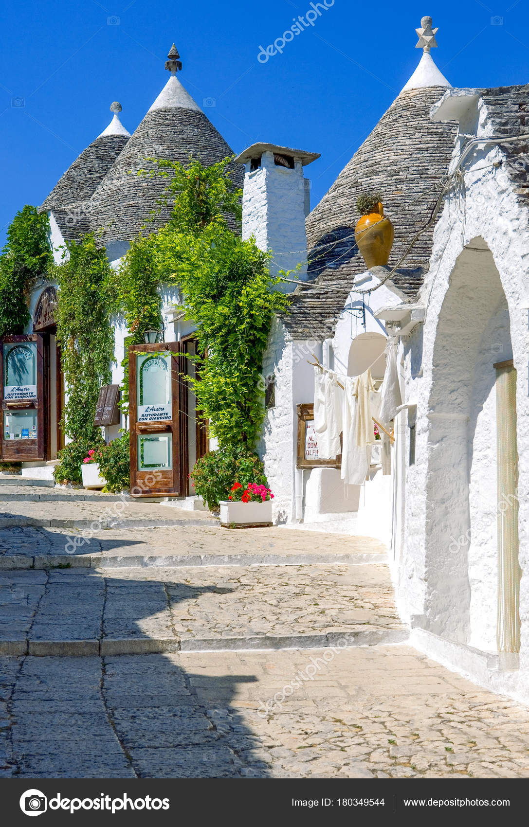 Ristoranti Alberobello The Trulli Of Alberobello Stock Editorial Photo Giuseppemasci
