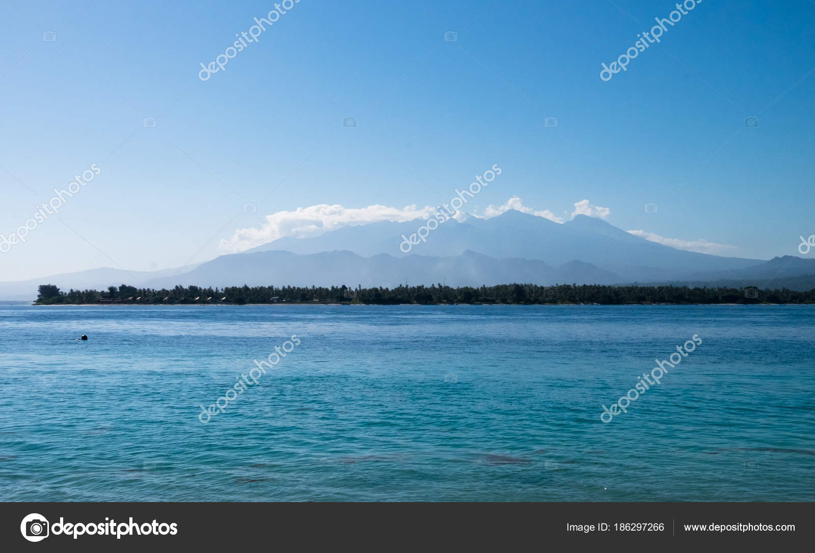 Gili Lombok Gili Islands Lombok Indonesia Stockfoto Andremarinst 186297266