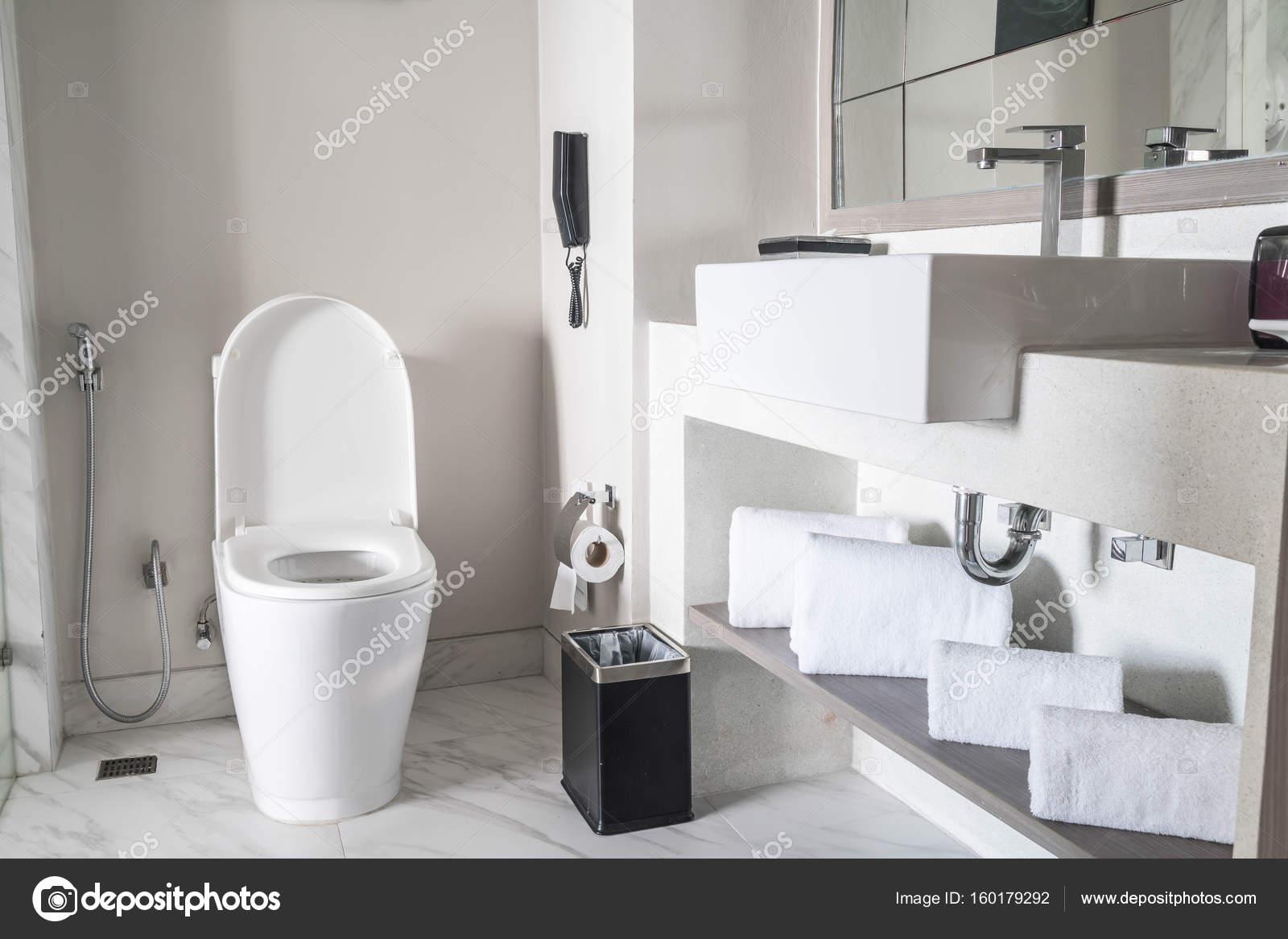 Decoratie toilet idée toilettes zen