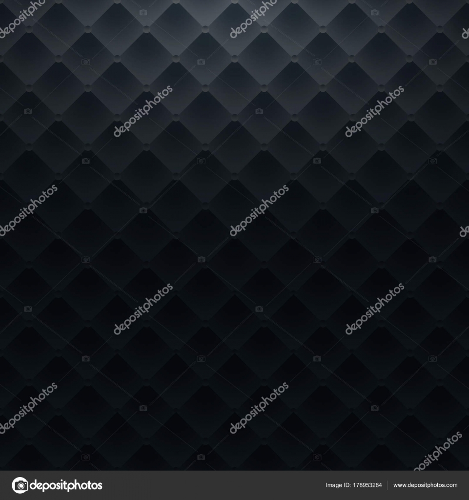 Sofa Texture Vector Dark Blue Square Luxury Pattern Sofa Texture Background Stock