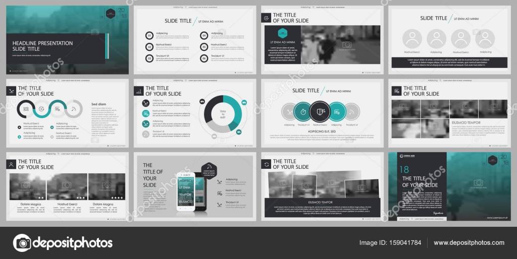 PowerPoint presentation templates \u2014 Stock Vector © vector_s #159041784 - presentation templates