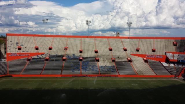 Estadio de fútbol americano de la Universidad de Florida (EEUU)