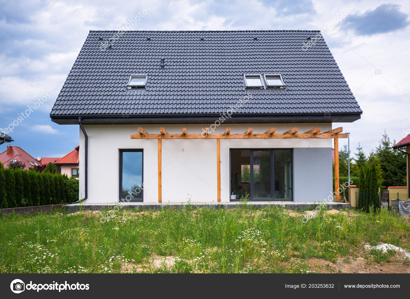 Haus Farbe
