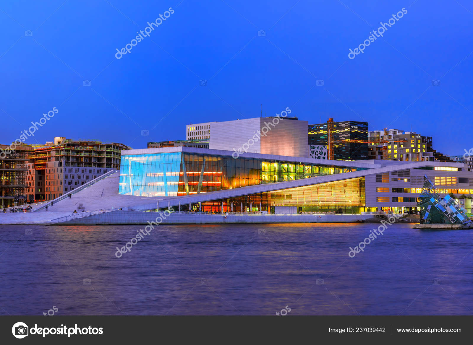 Norwegian Oslo Oslo Opera House Norwegian Operahuset Home Norwegian National