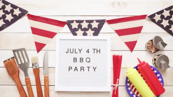 Bbq Party Sign White Memo Board \u2014 Stock Video © urban_light #201030544 - how to sign a memo